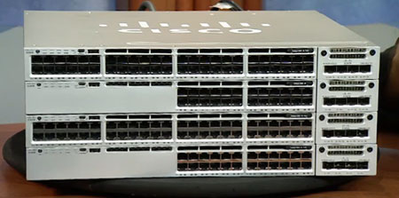 A Guide To Cisco catalyst 3850 switches